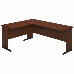 Savings Series C Elite L-Shape Executive Desk by Bush Business Furniture