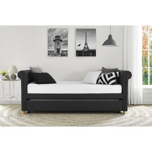 Rossburg Daybed with Trundle by Three Posts Image
