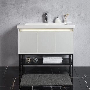 Forestville 39 Single Bathroom Vanity Set by Ivy Bronx