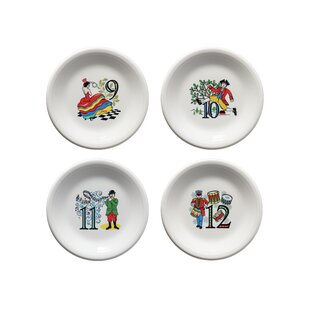Twelve Days of Christmas Salad Plate  sc 1 st  Wayfair & Spode Christmas Plates | Wayfair
