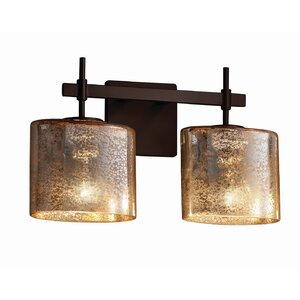 Luzerne 2-Light Vanity Light