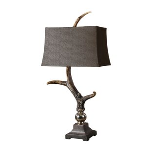 Barrientos Stag Horn 40 Table Lamp