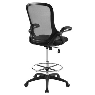 Best Choices Cisco Ergonomic Mesh Drafting Chair by Ebern Designs Reviews (2019) & Buyer's Guide