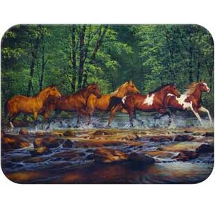 Tuftop Spring Creek Run Cutting Board By McGowan