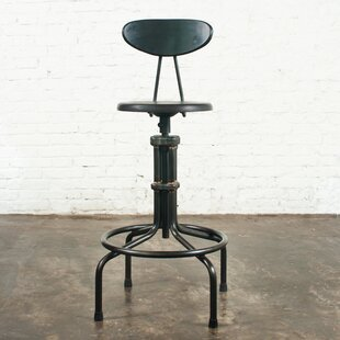 V19C Adjustable Height Bar Stool District Eight Design