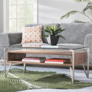 Vihaan Coffee Table by Wade Logan