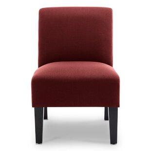 Maciejewski Slipper Chair by Winston Porter