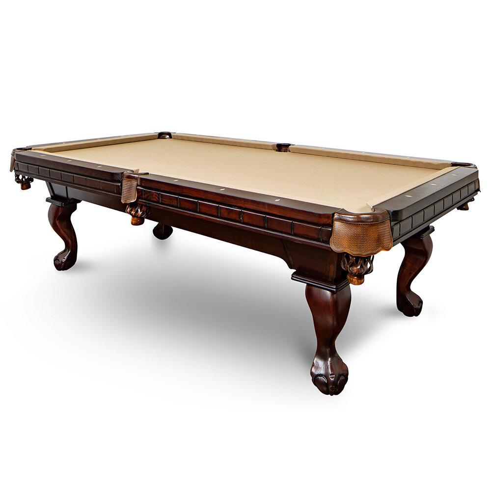 Loon Peak® Paulino 8' Slate Pool Table & Reviews | Wayfair