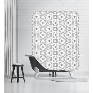 Circle.Jpg Single Shower Curtain