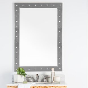 Brushed Nickel Mirror Wayfair