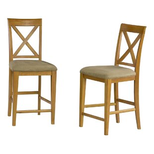 Bandit 25.25 Bar Stool (Set of 2) Andover Mills