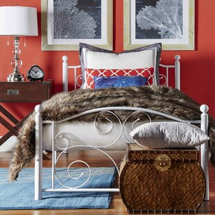 Price comparison Clive Twin Platform Bed by Andover Mills Reviews (2019) & Buyer's Guide