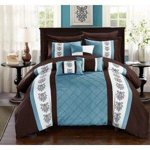 Clayton 10 Piece Comforter Set