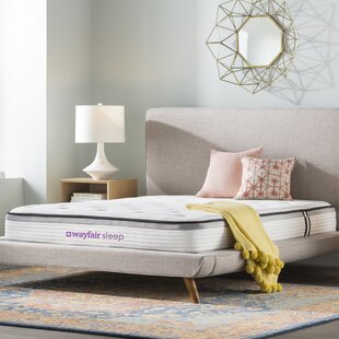 Wayfair Sleep 14-Inch Medium Hybrid Mattress, Twin