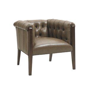 Oyster Bay Barrel Chair by Lexington