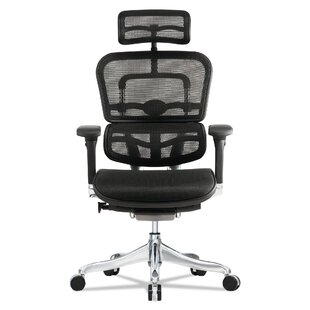 Overbay High-Back Mesh Task Chair by Symple Stuff Great price