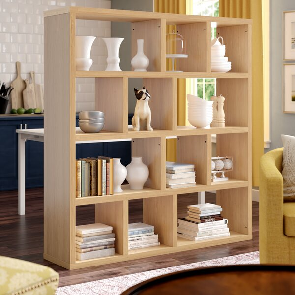 Room Divider Sy Bookcase Wayfair