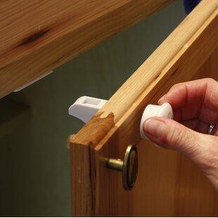Cabinet Lock (Set of 4)