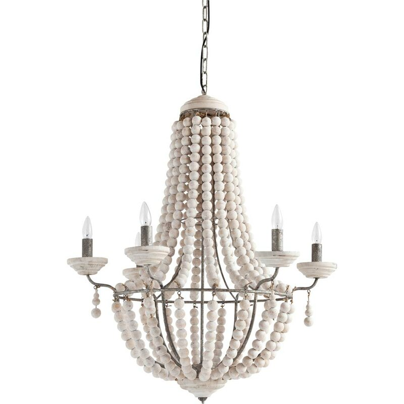 Ophelia co tomasini 6 light empire chandelier reviews wayfair tomasini 6 light empire chandelier aloadofball Choice Image