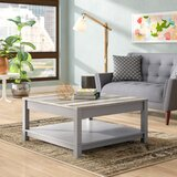 Zahara Coffee Table with Storage by Andover Mills