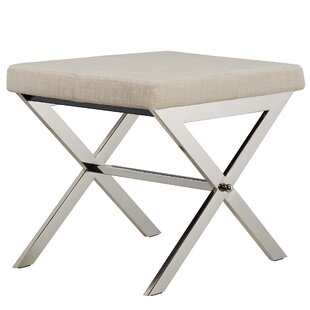modern vanity stool  Modern Vanity Stools   Benches | AllModern