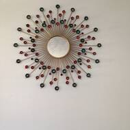 Wrought Studio Diamondville Modern Contemporary Distressed Accent Mirror Reviews Wayfair