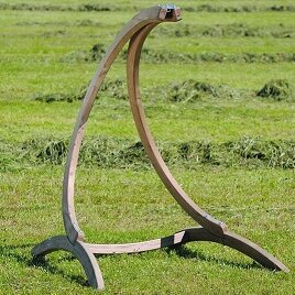 Stubbs Wood Chair Stand