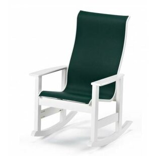 Leeward Sling Supreme Rocking Chair