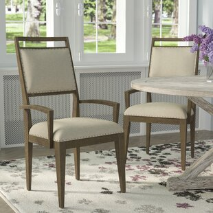 Payton Arm Chair (Set of 2) Laurel Foundry Modern Farmhouse