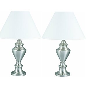Lockway Metal 28 Table Lamp (Set of 2)