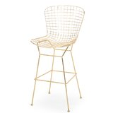 Kerman Iron 29.75 Bar Stool by Brayden Studio®