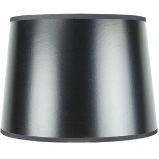 Lined 14 Hardback Drum Lamp Shade
