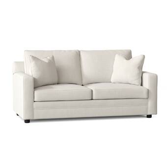 Kelly Clarkson Home Negley 80 Square Arm Sofa Bed Reviews Wayfair