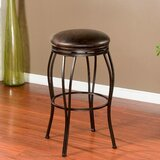 Romano 24 Swivel Bar Stool with Cushion by Imperial International