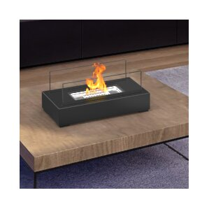 Utopia Ventless Portable Bio Ethanol Tabletop Fireplace