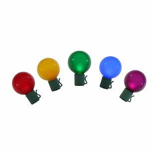 Best Price 10-Light 2 ft. Globe String Lights By Vickerman