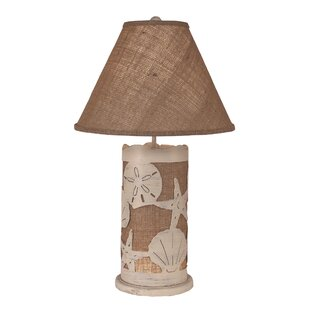 Hutt Multi Shell Scene Panel 30 Table Lamp