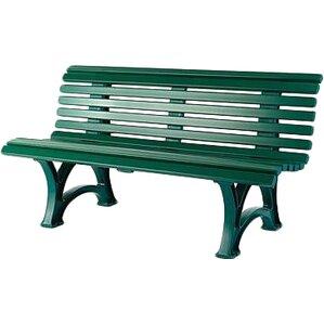 Weatherproof Resin Garden Bench