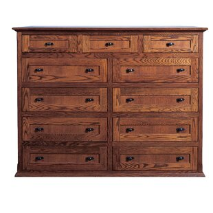 Chassidy 11 Drawer Dresser