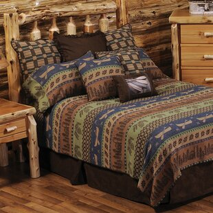 Lake Shore Deluxe Duvet Cover Collection ByWooded River