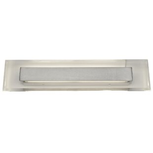 Check Prices Jung Modern LED 1-Light Bath Bar By Brayden Studio