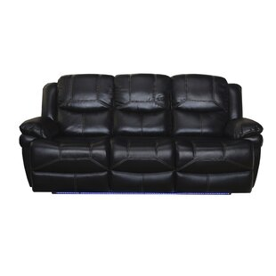 Carina Dual Reclining Sofa by Orren Ellis Today Sale Only