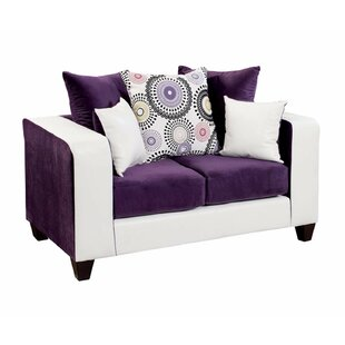 Shop Paleczny Loveseat by Ebern Designs