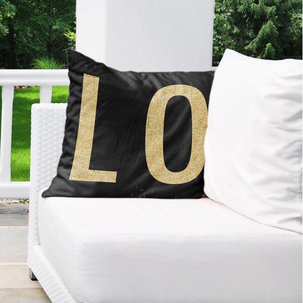 Kavka Outdoor Square Cotton Pillow Cover Insert Wayfair