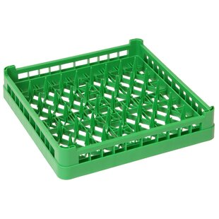 Dishwasher Rack for Plates in Green by Symple Stuff