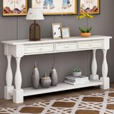 Canizales 64.2 Console Table by Rosalind Wheeler