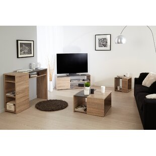Reviews Enyeart 61 TV Stand By Ebern Designs