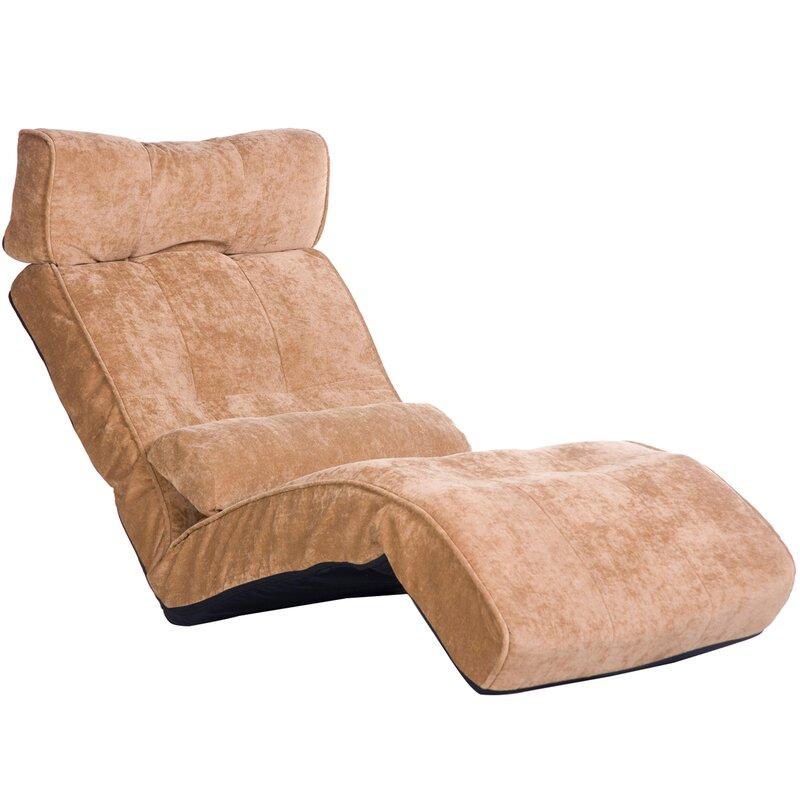 0d1c82443d3c Merax Folding Lounge Chair & Reviews | Wayfair