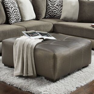 Shimmer Cocktail Ottoman