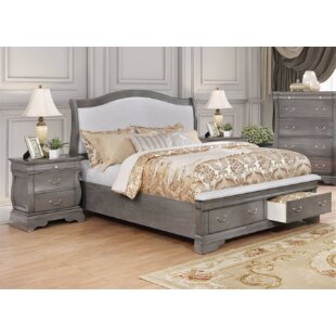 Reina Storage Bed by Charlton Home